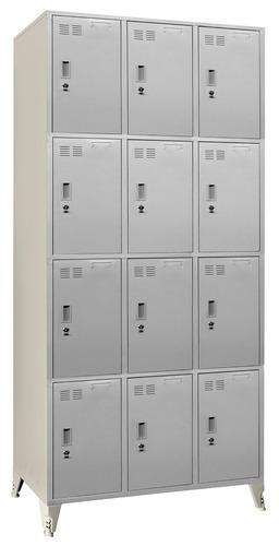 lockers metalicos guardarropas guardabultos sillas escolares