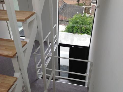 loft en venta en punta carretas con terraza y parrillero