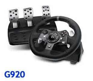 logitech 941-000122 g920 volante xbox y pc
