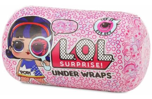 lol surprise under wraps cápsula l.o.l