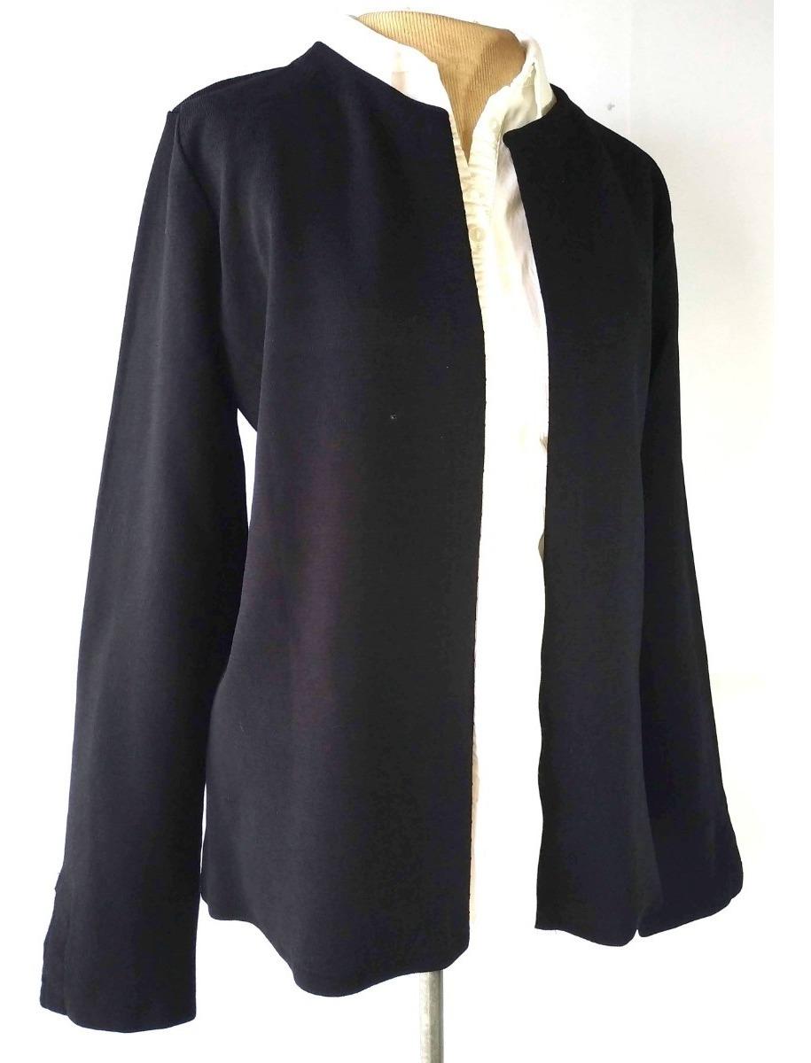 primera vista buena calidad atarse en Lolita Chaqueta Negra Clásica Tipo Chanel Impecable. - $ 450,00