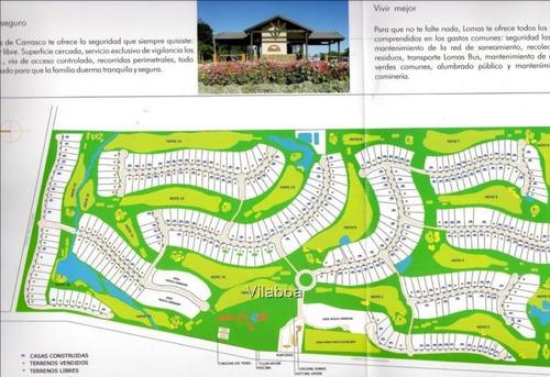 lomas de carrasco inmobiliaria vilaboa +de 20 casas consulte