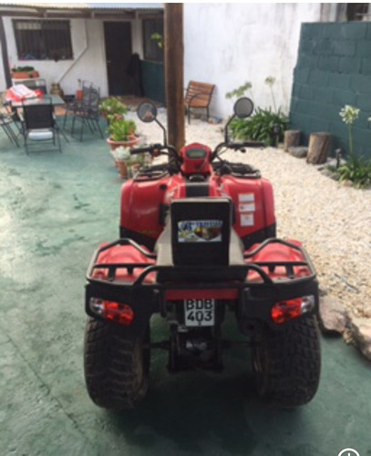 loncin storm 200cc  poco uso y trailer para transportarlo