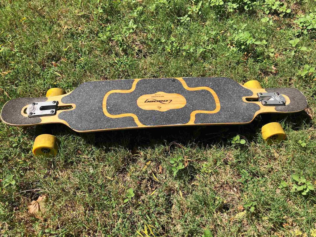 Longboard Loaded Tan Tien Flex 2 (california) - $ 8 200,00