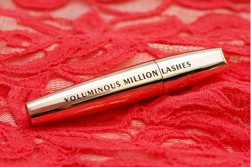l'oreal voluminous million lashes 635 mascara pestañas negro
