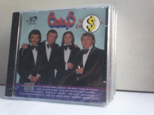los baby´s. solo para enamorados. cd.