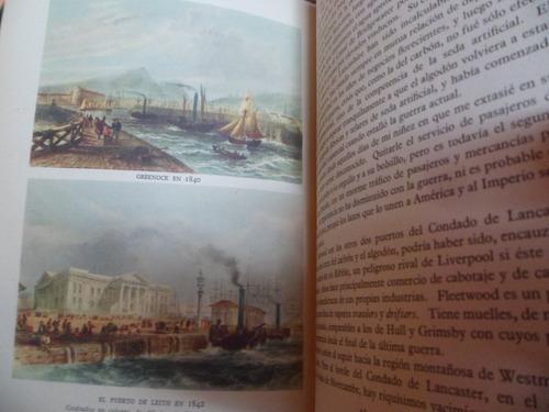 los puertos britànicos de leo walmsley ilustrado
