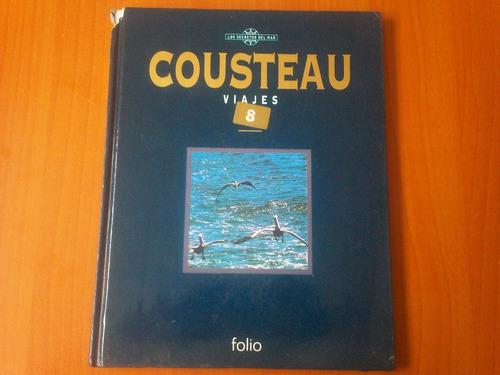 los secretos del mar cousteau viajes no 21  tapas duras