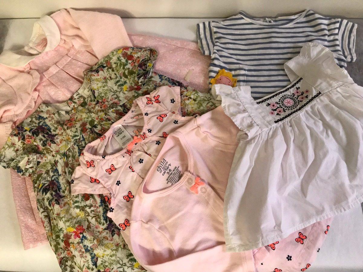 ropa de bebe usada de marca