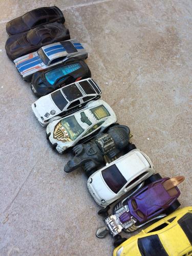lote de 17 autitos hotwheels y matchbox 100% original