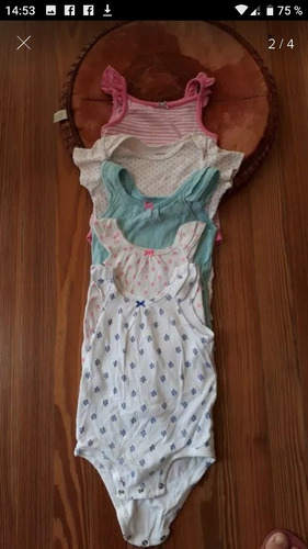 lote de ropa zara carters talle 18 meses