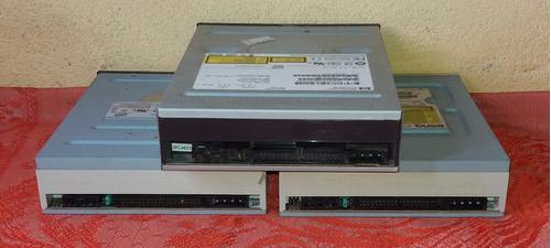 lote grabadoras de cd y lectora dvd!, 450!!, súper oferta!!!
