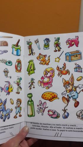 lote libros infantiles actividades 100 unidades