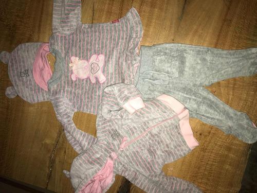lote ropa beba impecable de 3-6 y 9 meses