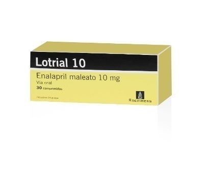 lotrial 10 mg  30 comp