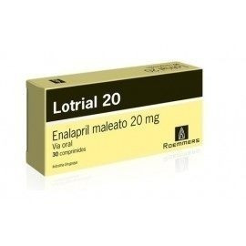 lotrial 20 mg  30 comp