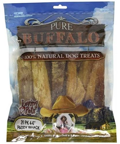 loving pets pure buffalo traje de perro de tendón de cint