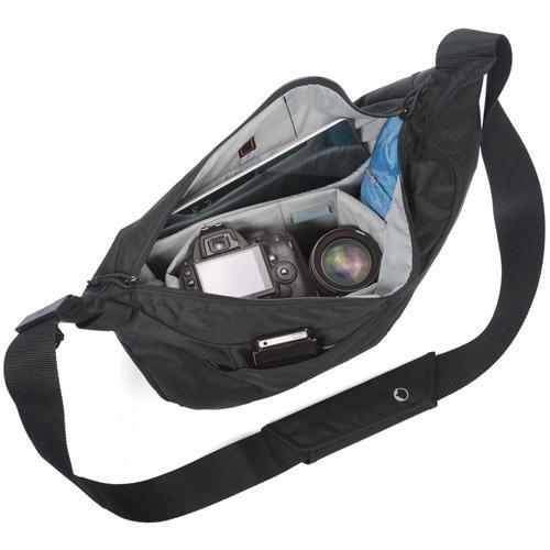 lowepro passport sling bag iii black lp36657