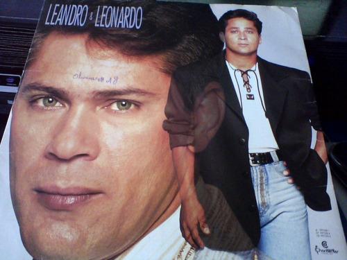 lp leandro e leonardo - vol 8