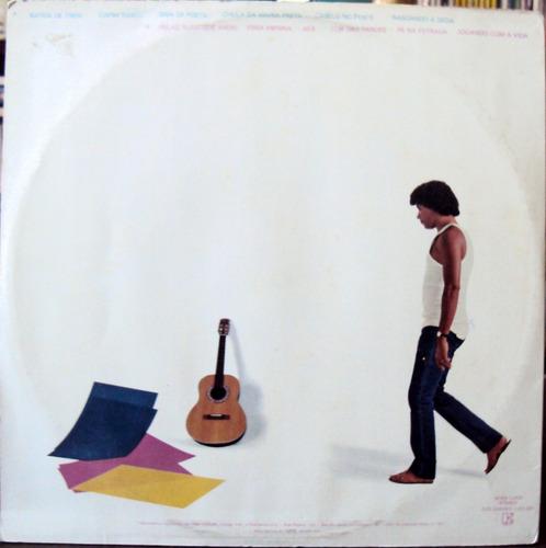 lp vinil - vicente barreto - rasgando a seda - 1983
