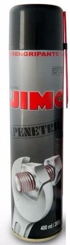 lubricante aceite aerosol multiuso penetrante - 400ml jimo