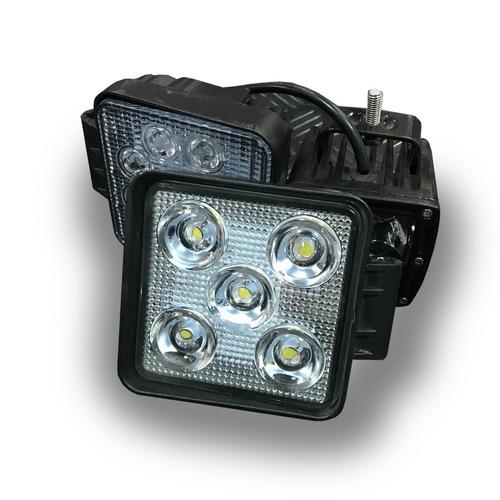 luces de trabajo led faros camineros