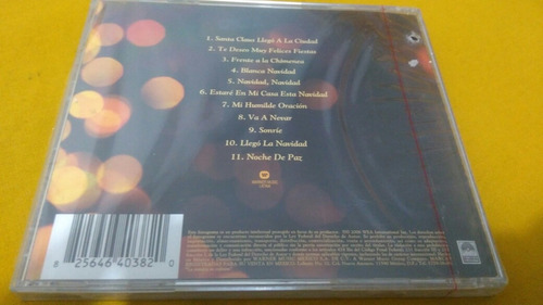 luis miguel // navidades cd nuevo sellado
