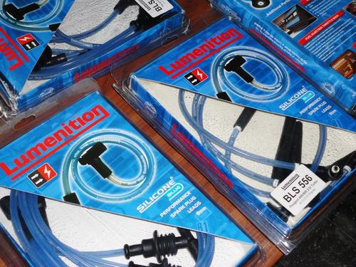lumenition cables de bujias competicion  made in england