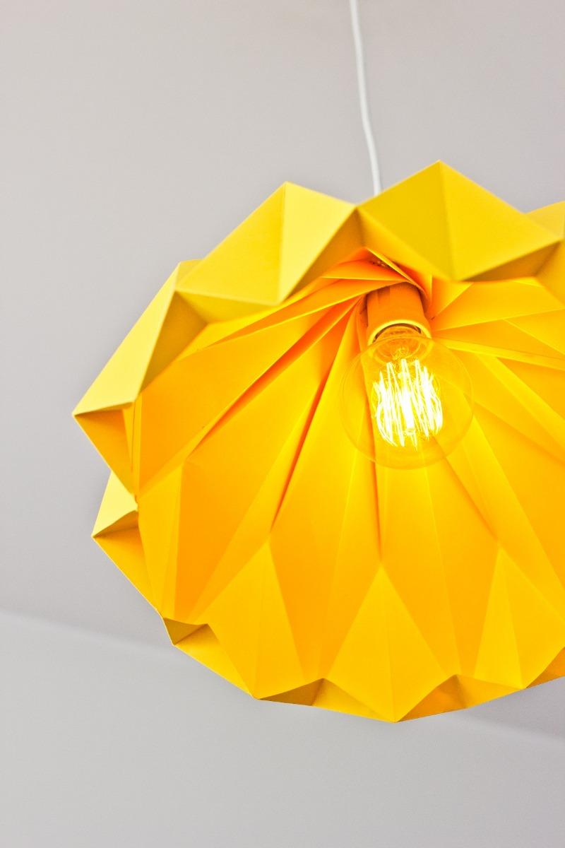 De Luminaria Clásico Origami De Tam Techo Lámpara Mod Coati wvNn0Om8yP