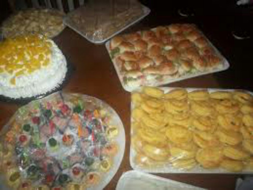 lunch ideal para 15 personas