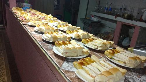 lunch  para 30 personas
