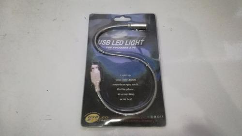 luz para notebook y pc - usb led light