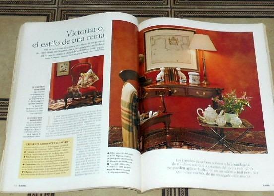 M36 Revista Española El Mueble Mesas Y Sillas De Comedor - $ 50,00 ...