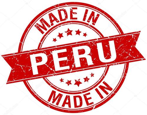 maca roja peruana original energía apetito sexual (100 cáps)