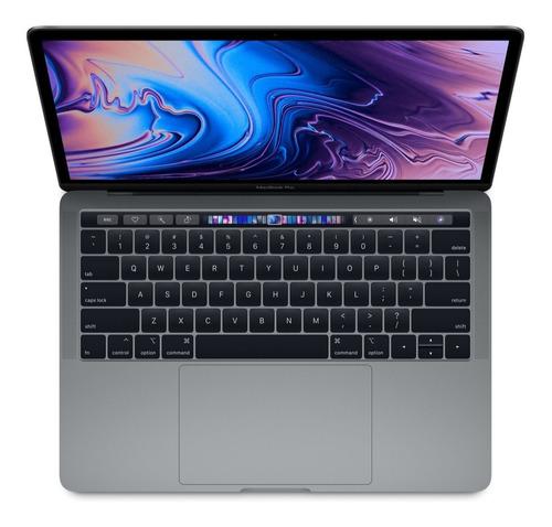 macbook pro 256gb touch bar 13´ i5 8gb teclado español 2019