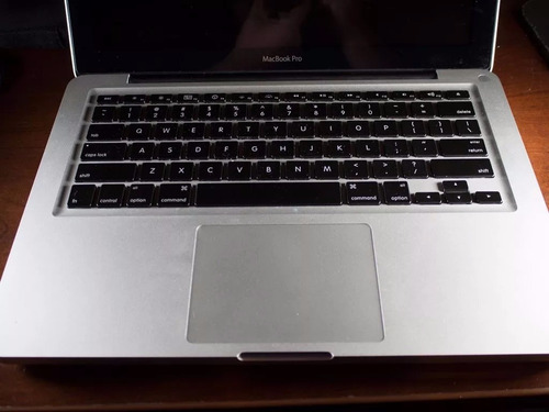 macbook pro i5 2,50 ghz + 8 gb ram + 500 hdd, intacta!!