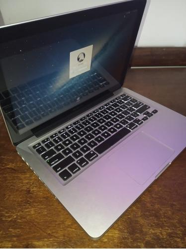 macbook pro i5 como nueva !!