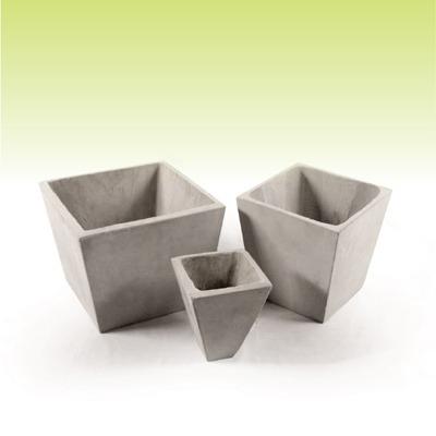 macetas fibrocemento cemento