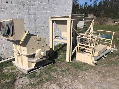 machacadora molino martillo trituradora