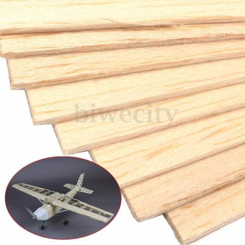 madera balsa aeromodelismo etc. 150x100x2 mm ph ventas