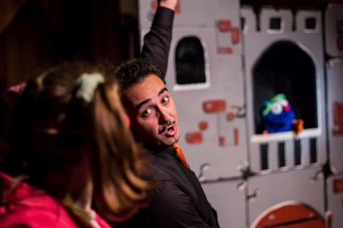 mago comediante show infantil familiar y adultos