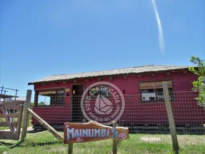 mainumbì#1 cabaña en punta del diablo x7 pax
