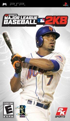 major league baseball 2k8 sony psp
