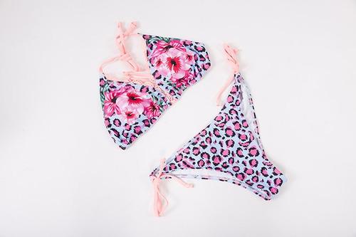 malla bikini dos piezas exclusiva divina