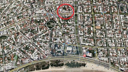 malvin - terreno de 762 m2 con frente 12 mts. sobre rivera