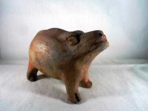 mamifero chiriguano chane escultura orig rostro expre(2886x)