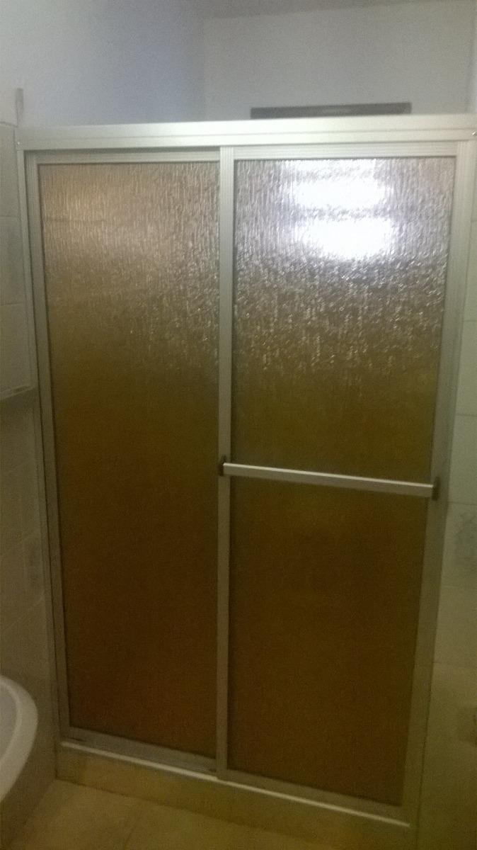 Mampara ba o acrilico aluminio cristal ventanas rejas en mercado libre - Mamparas de bano de acrilico ...