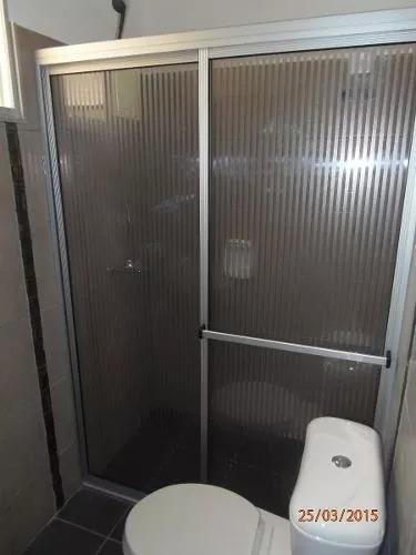 Mampara de ba o cambio de acrilicos ruedas guias - Ideas para mamparas de ducha ...