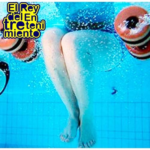 mancuerna aqua gym piscina gimnasia pesas goma eva - el rey