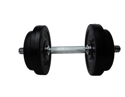 mancuernas set 2 unidades 20 kg en pesas oferta pcm